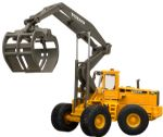Cararama L180C - HO / OO Scales Volvo Construction High Lift